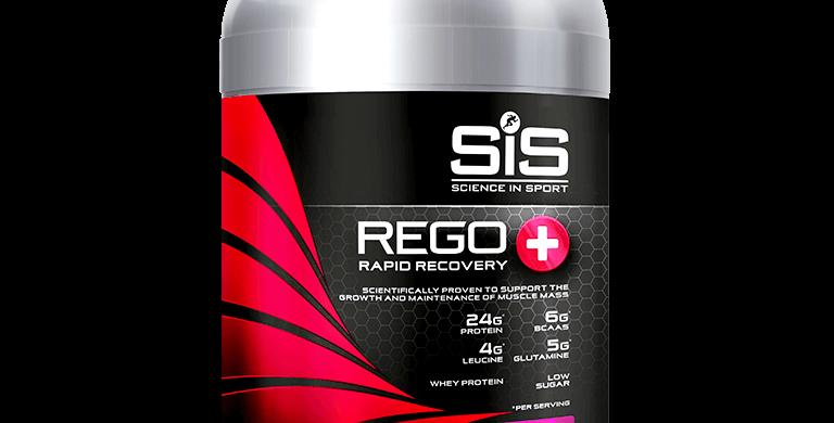 SiS REGO Rapid Recovery Plus 1,54 kg - framboos