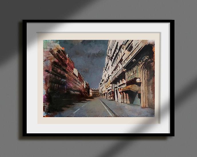 Calle de París