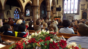 Carol Concert at St. Mary's