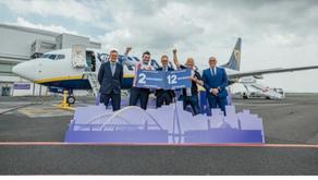 Ryanair: 63 extra flights a week in 2022