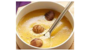Faites chanter butternut & châtaignes dans votre assiette !