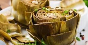 Hum soyons légers avec une recette d'artichaut originale !