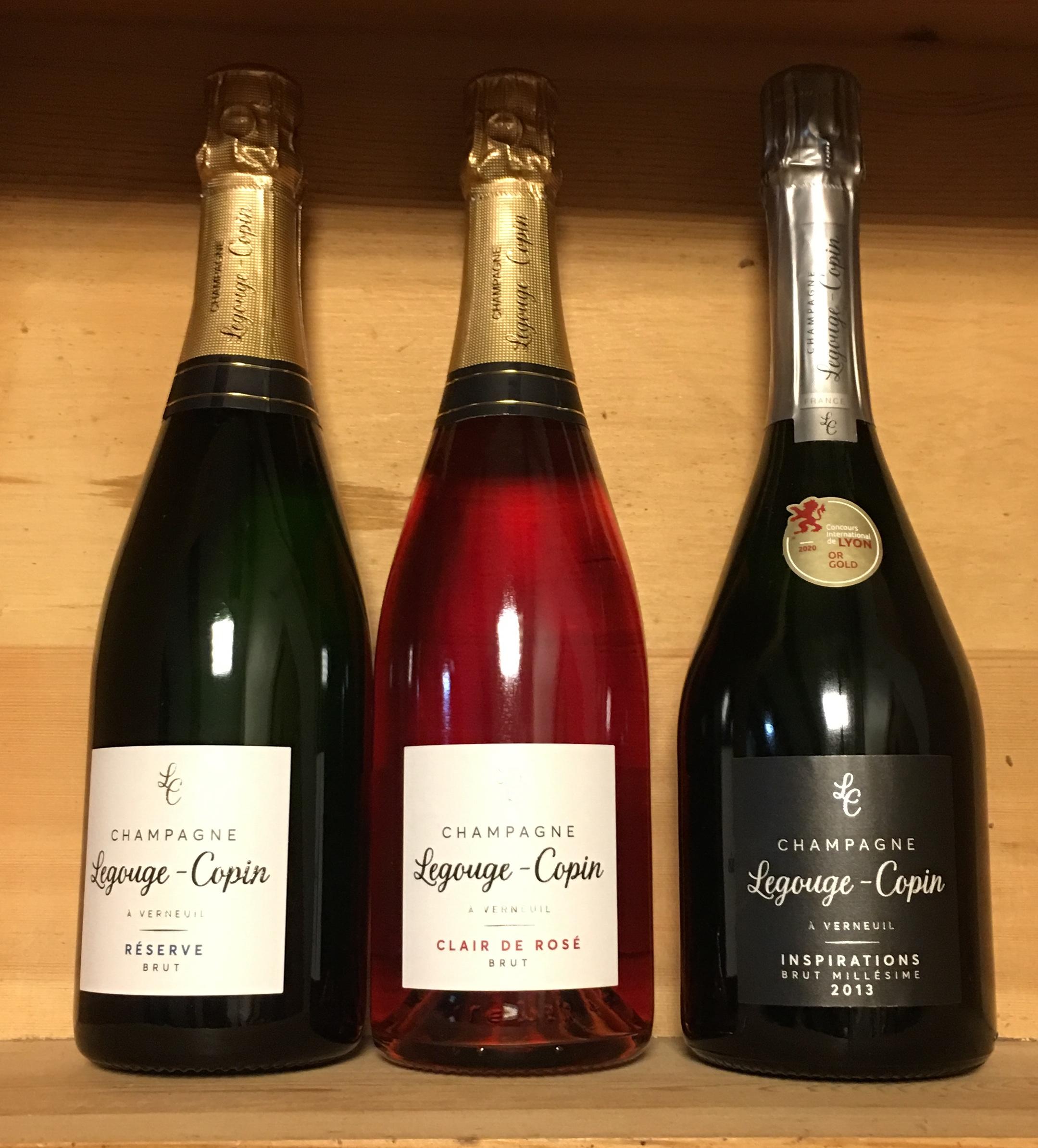 Champagnes Legouges Copin Hort Del Gal