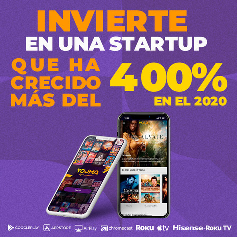 StartUp con más del 400% de crecimiento