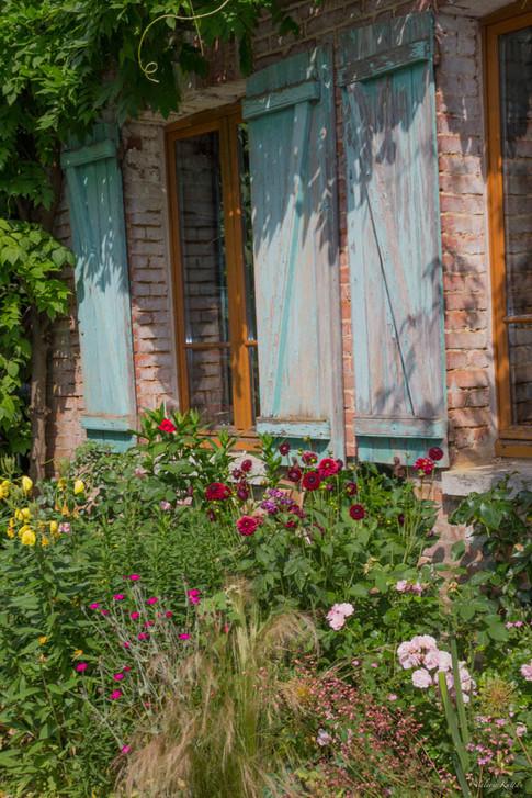 Valérie Kattan photographe paysagiste fleuriste Vernon Eure (27) Normandie