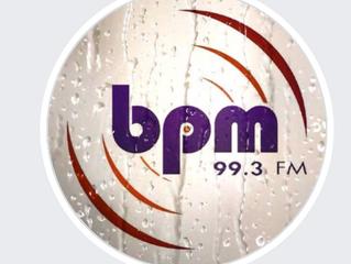 Un jour, un magasin, mon interview sur BPM radio Vernon !