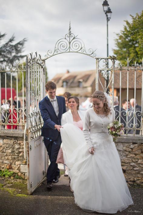 Valérie Kattan Photographe mariage mairie Vernon Eure (27) Normandie