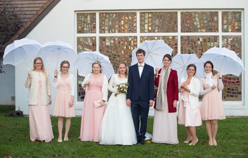 Valérie Kattan Photographe mariage vin d'honneur photos de groupes Vernon Eure (27) Normandie