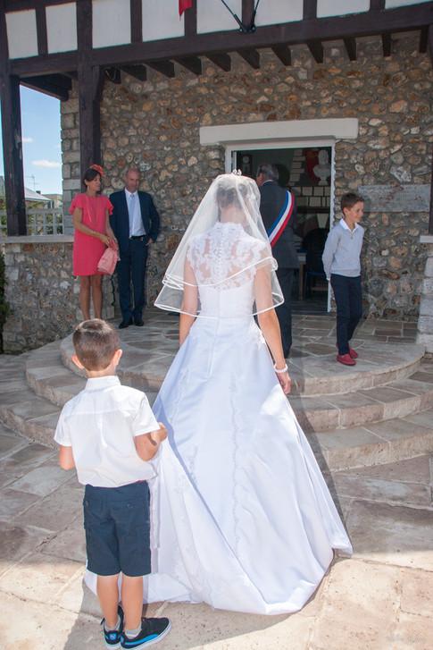 Valérie Kattan Photographer wedding ceremony  Vernon Eure (27) Normandy