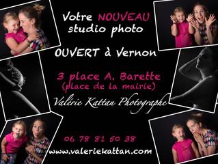 Un nouveau studio photo à Vernon !