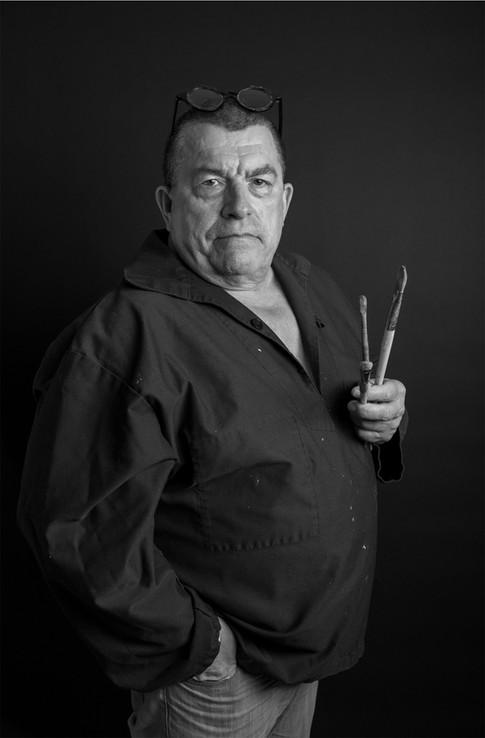 Valérie Kattan photographer portraits employees Vernon Eure (27) Normandy