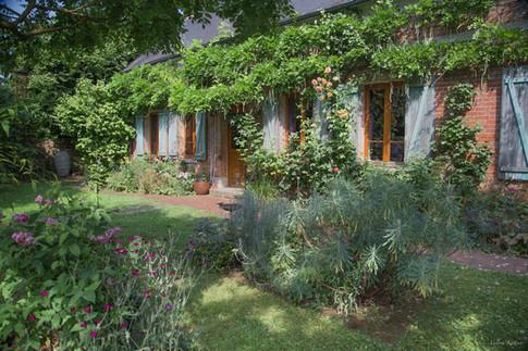 Valérie Kattan photographer gardens-florists Vernon Eure (27) Normandy