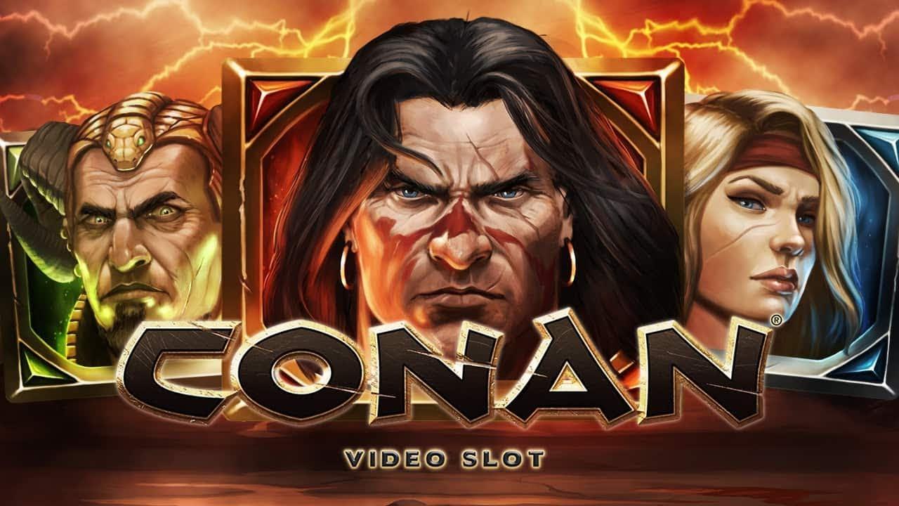 Conan (Videoslot)