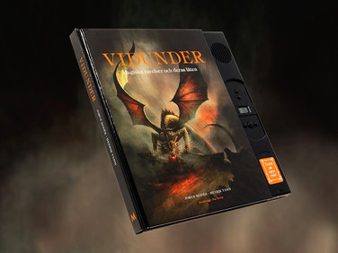 Vidunder (Sound book)