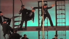 Jailhouse Rock: Without music