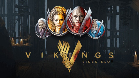 Vikings (Video slot by NetEnt)
