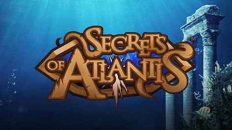 Secrets of Atlantis (Video slot by NetEnt)