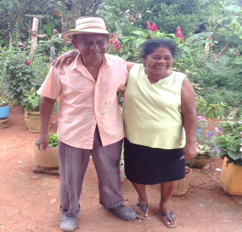 Familia Sanchez - Piedras Gordas