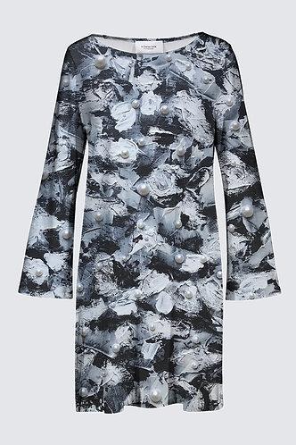 Marianne Flare Dress - Robe Trompette