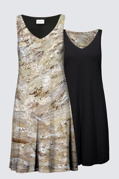Kate Reversible Dress -La Kate Robe réversible