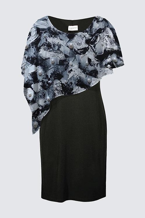 Joni Cape Dress