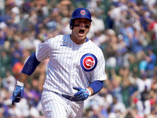 Yankees trade for Anthony Rizzo