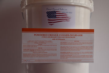 Orange Cleaner Degreaser