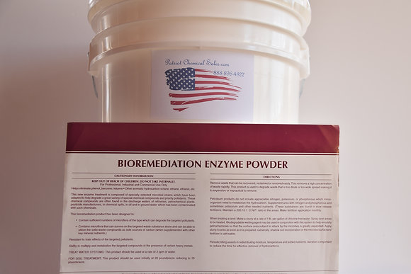 25 LB BIOREMEDIATION ENZYME POWDER