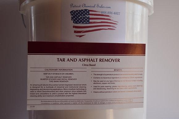 5 GAL PAIL TAR & ASPHALT CLEANER