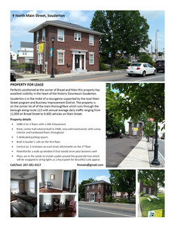Real Estate Info Sheet