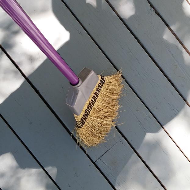 Porch Broom