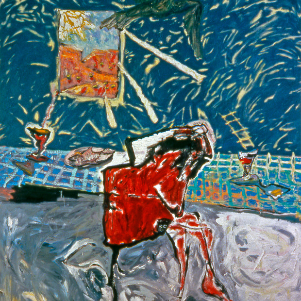 Window in the Wall: Conversation with Francis Bacon