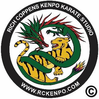 Rich Coppens Kenpo Karate
