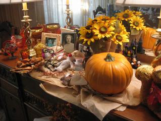 Autumn Preparations
