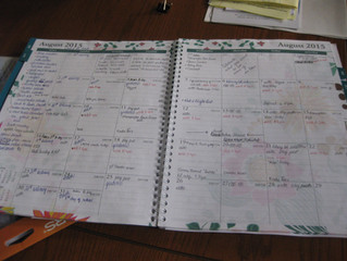 Decisions, Decisions: Calendaring, Scheduling, and Planning the Plans