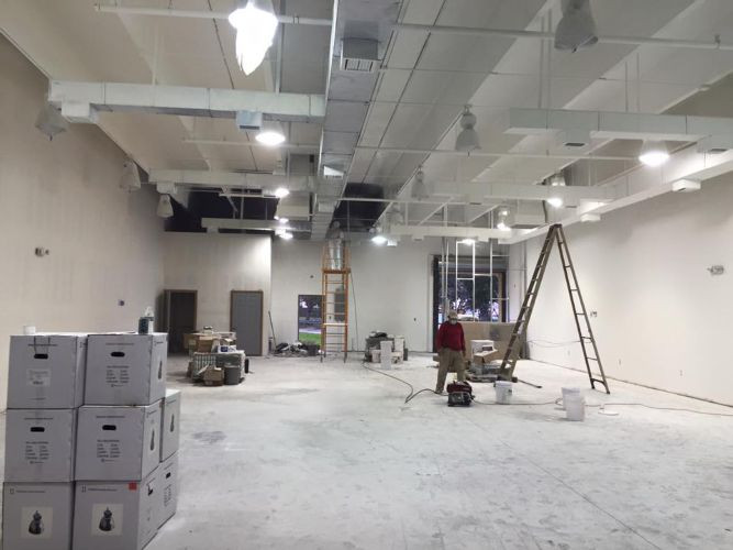 Commercial Build-out