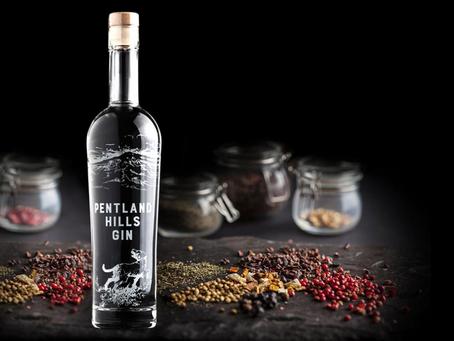 The hidden gin gem: Pentland Hills Gin
