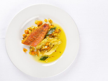 From Restaurant to Home: Neil Forbes Red Mullet with Fennel Recipe