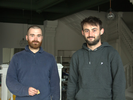 Heron: Brand New Restaurant to open on Leith's Shore