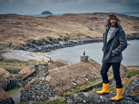 Interview with The Hebridean Baker