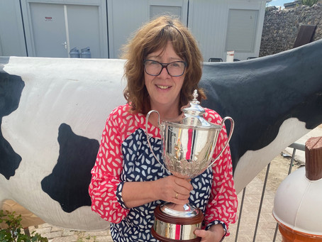Local ice cream parlour wins gold again