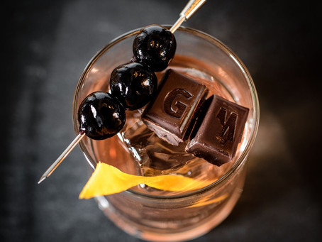 Old Fashioned cocktail recipe with Glen Moray Peated whisky
