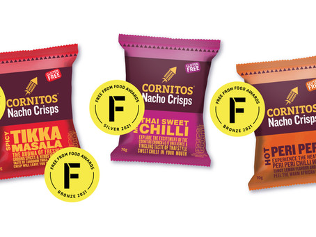 Cornitos Gluten Free Nacho Chips take 'Free From' market by storm