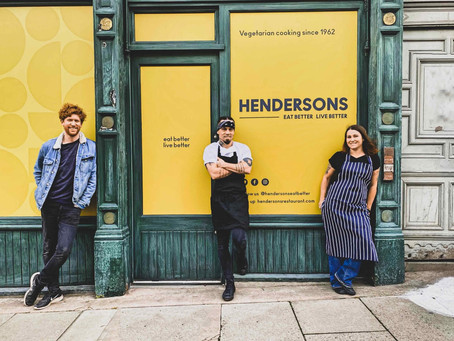 Hendersons to re-open in new location