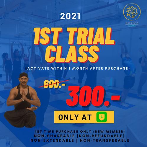 1st Trial Class