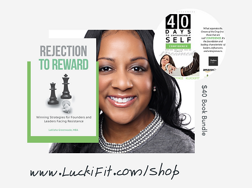 Book Bundle: R2R and #40DayConfidence