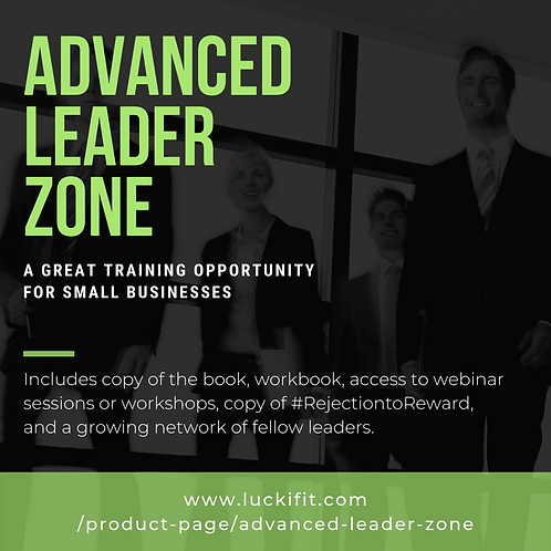 Advanced Leader Zone for Small Businesses