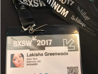 SXSW hosts Coach L as Wearable Tech Expert