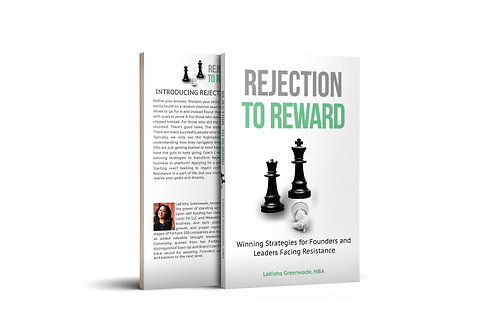 Rejection to Reward Book