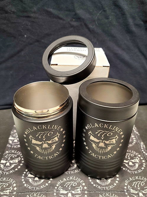 BlackLine Tactical Bootle & Can Koozies.